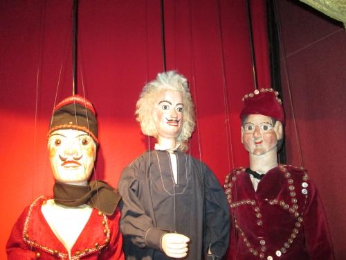 Mons en Baroeul, theâtre de marionnettes, société historique de Mons en Bareul, théâtre Louis Richard